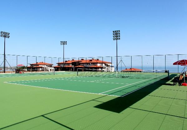 тенис кортове в созопол